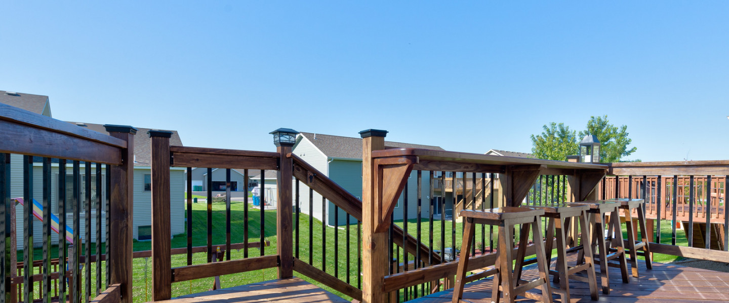 Start designing your deck today in the Greater St. Cloud Area!